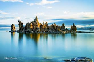 Photo: Mono lake