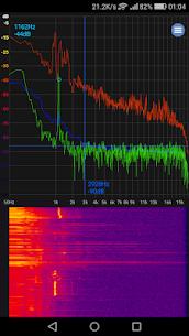 Speccy – Spectrum Analyzer 1.5.2 MOD + APK + DATA Download 2