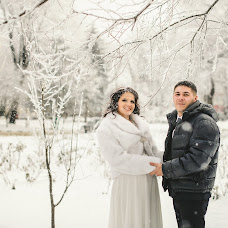 Wedding photographer Oksana Skorpan (oxyc). Photo of 27.01.2017