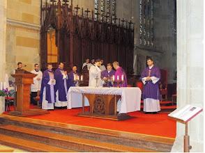 Photo: Nedeľná sv. omša v katedrále