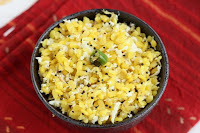 Yellow Moong Dal Sundal