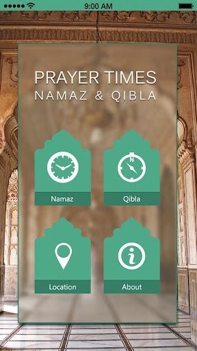 祈りタイムズ - Namaz - キブラ