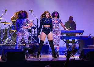 Photo: Ashanti at Sound Board 2016
