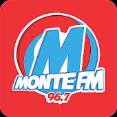 Monte FM 96,7 Monte Carmelo MG