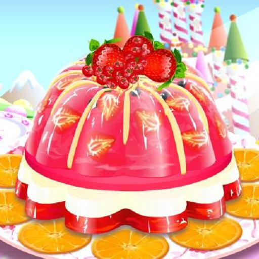 Cake Maker and Dress Up Games LOGO-APP點子