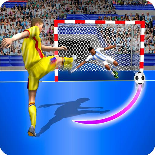 Shoot Goal - Futsal World Cup: Indoor Soccer