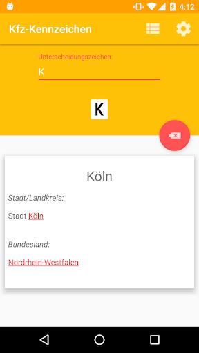 German License Plates  screenshots 1