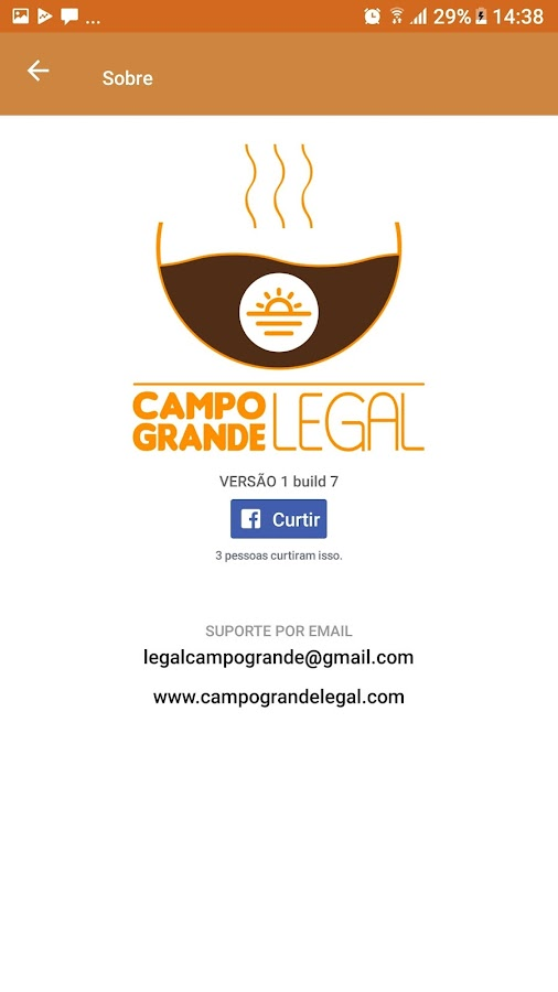 Campo Grande Legal (Unreleased)- screenshot