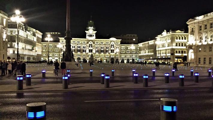 Trieste by night di pattylane