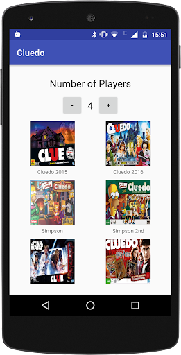 Cluedo Notepad 7.4 screenshots 1