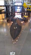 Photo: Air and Space Museum (Dulles) SR-71 Blackbird
