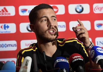 """Eden est confiant et ambitieux: """"On a un but: aller en finale"""""""