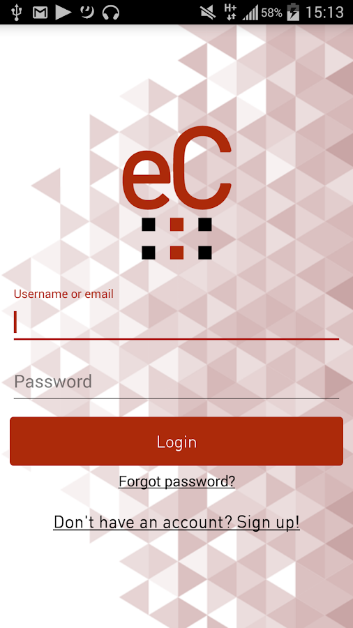 eCampus- screenshot