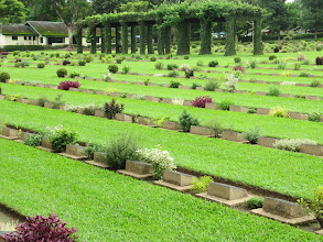 Photo: Year 2 Day 59 - Beautifully Kept as Always by the Commonwealth War Graves Commission