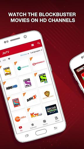 JioTV – LIVE Cricket, TV, Movies screenshot 4