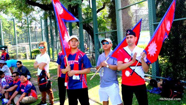विश्व क्रिकेट लिग च्याम्पियनसिप: हङकङ भर्सेज नेपाल (फोटो फिचर)