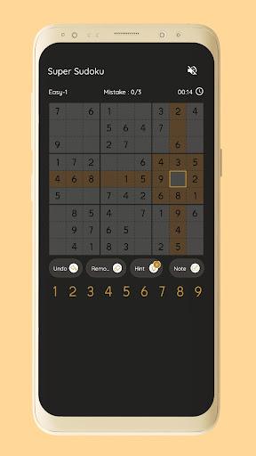 Sudoku - Free Sudoku Puzzles apktram screenshots 8