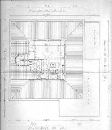 Vente maison 5 pièces 248 m2