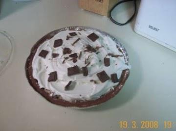 Hershey Bar Pie Recipe