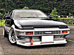 スプリンタートレノ AE86 GT-APEX 後期のカスタム事例画像 けいちゃん@さんの2020年09月27日19:43の投稿