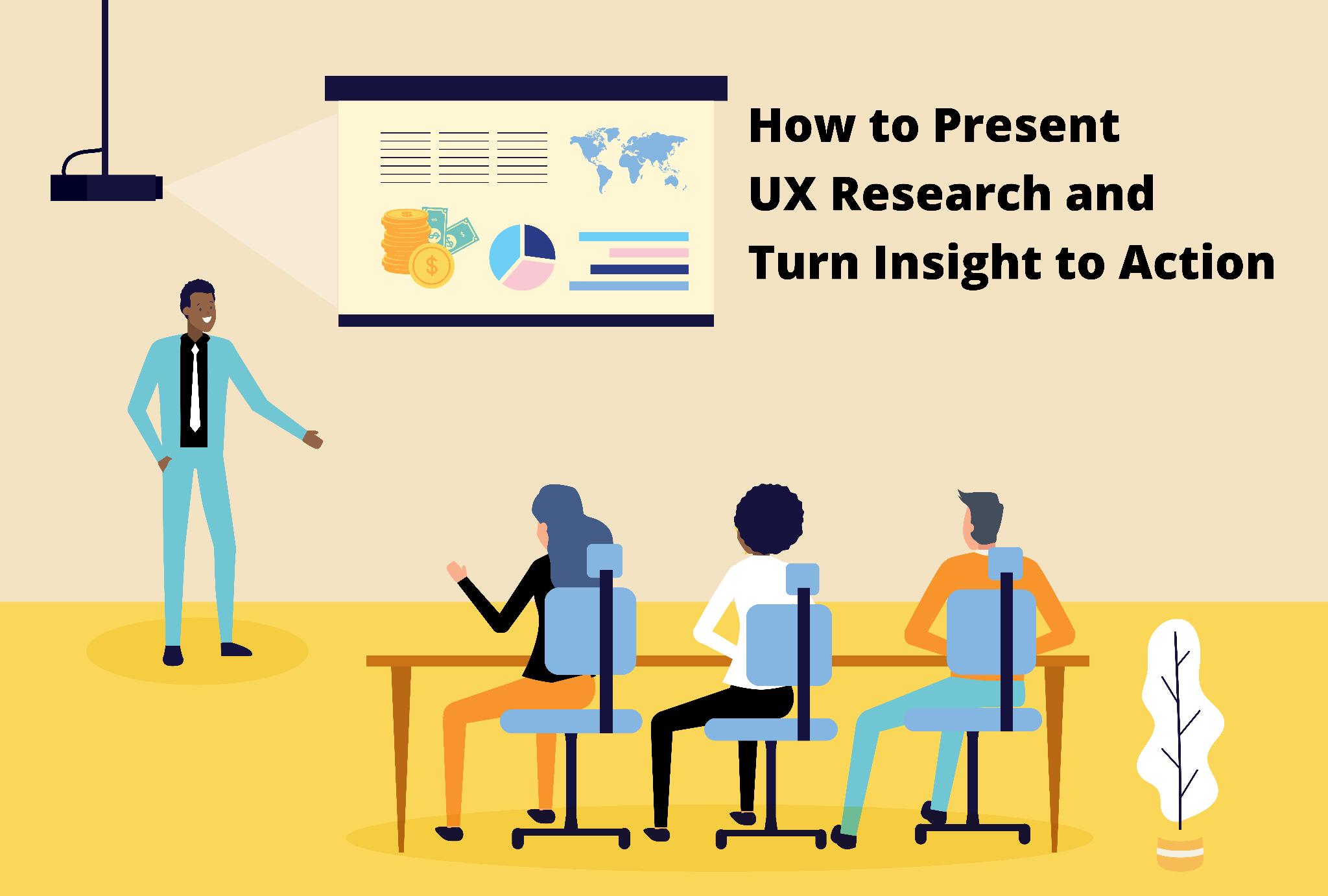 UX research presentation