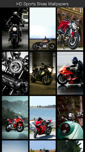 HD Sports Bikes Wallpapers