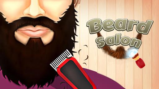 Beard Salon Crazy Shave Game