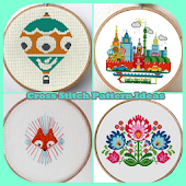 New Cross Stitch Pattern Ideas
