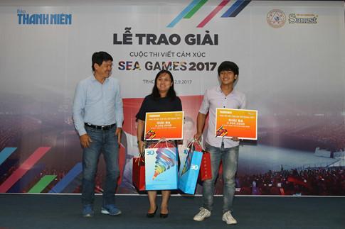 Trao giải Cuộc thi viết cảm xúc SEA Games 2017 - ảnh 4
