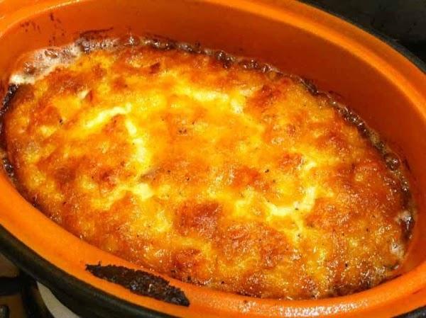 Cream-style Corn Pudding Recipe