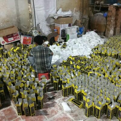 """KEO CHÀ RON SCG """"rởm"""" vẫn tràn lan trên thị trường dưới cái mác hàng nhập khẩu Thái Lan"""