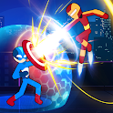 Stickman Fighter Infinity - Super Action Heroes icon