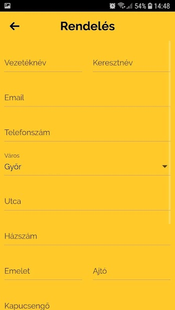 Fatálas Étterem Győr screenshot 4