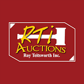 Roy Teitsworth Live Bidding