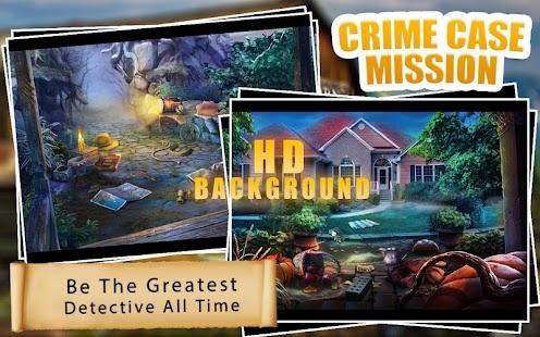 Crime Case Mission : Hidden Object Game - náhled