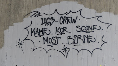 Photo: Hafendampf 2016; 463 Crew x KAME x KOR x SCONE x MOST x BIRNE