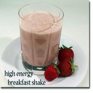 Low Calorie High Fiber Breakfast Shake Recipes
