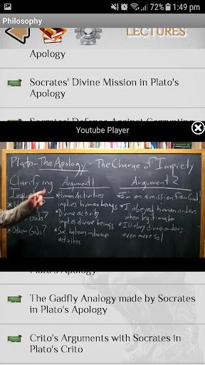 Philosophy - Lectures 1.56 screenshots 2