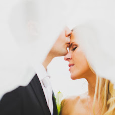 Wedding photographer Maksim Prokopiv (macromax). Photo of 15.08.2014