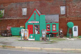 Photo: I stacje benzynowe...