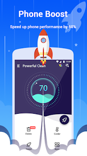 Power Cleaner – Junk Cleaner & Phone Optimizer - náhled