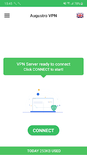 Augustro VPN: Unlimited VPN & No Subscription 1