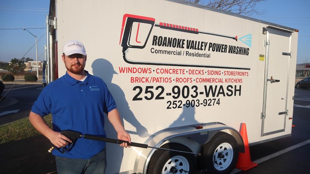 Roanoke Valley Power Washing - Pressure Washing Service