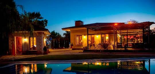 Wineport Lodge Ağva