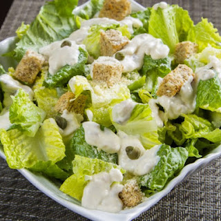 Caesar Buttermilk Dressing