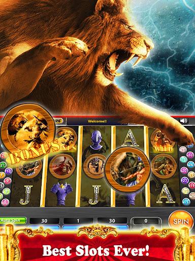 Legendary Hero Hercules Slots 2.2 screenshots {n} 3