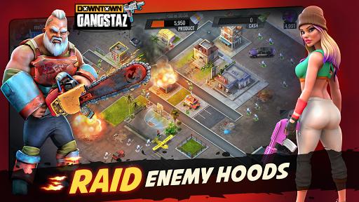 Downtown Gangstas: Gangster City - Hood Wars 0.3.81 screenshots 2