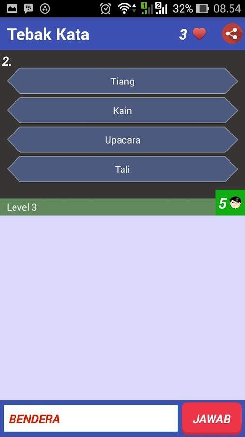 Kuis Tebak Kata Android Apps On Google Play