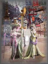 Photo: Paris * Hungarian Sibyls in Paris, remembering mlle Lenormand, esoteric Tour * www.lenormand.hu