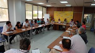 Reunión de los responsables de Coag con la directora de AICA